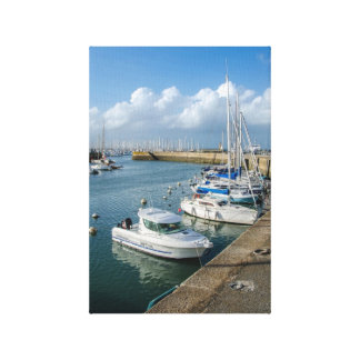 Beautiful Coastal France Canvas Prints