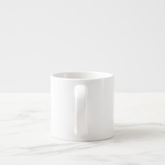 Beautiful coffee cup