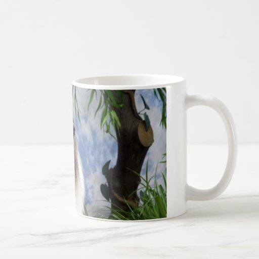 Beautiful Collie dog blue merle mug, gift