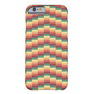 Beautiful colored Shapes Barely There iPhone 6 Case