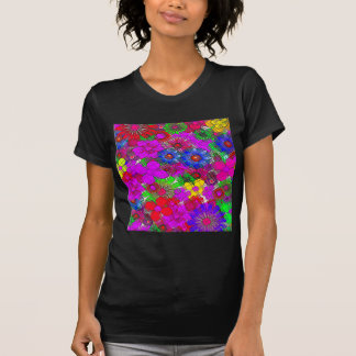 Beautiful colorful amazing floral pattern design a T-Shirt