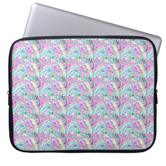 Beautiful colorful art  Electronics Bag,sleeve Laptop Sleeve