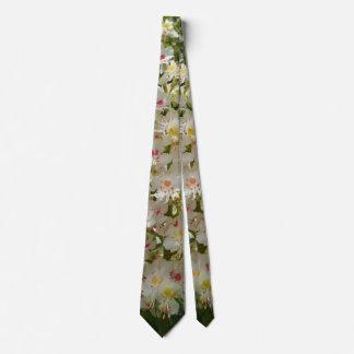 Beautiful & Colorful Flower Tie