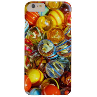 beautiful colorful glass marble balls photograph barely there iPhone 6 plus case