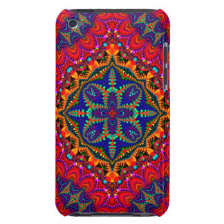 Beautiful colorful Kaleidoscope iPod Touch Case-Mate Case