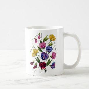 f654aeff607 Sweet Pea Coffee & Travel Mugs | Zazzle AU