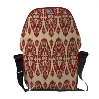 Beautiful Colorful Vintage Vector Messenger Bags