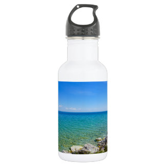 Beautiful Colors Of Lake Huron 532 Ml Water Bottle