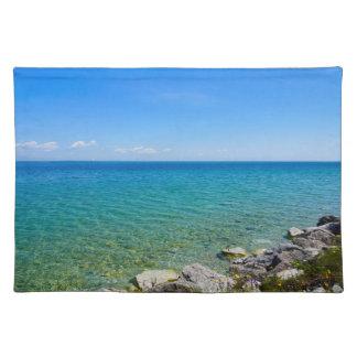 Beautiful Colors Of Lake Huron Placemat