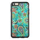 Beautiful Colourful Floral Paisley OtterBox iPhone 6/6s Plus Case