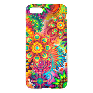 Beautiful colourful Flower Case