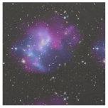 Beautiful cosmic space galaxy clusters fabric