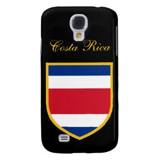 Beautiful Costa Rica Flag Samsung Galaxy S4 Case