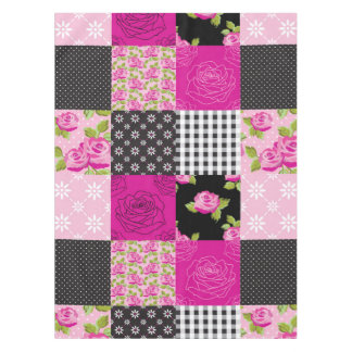 Beautiful Country Patchwork Quilt Tablecloth