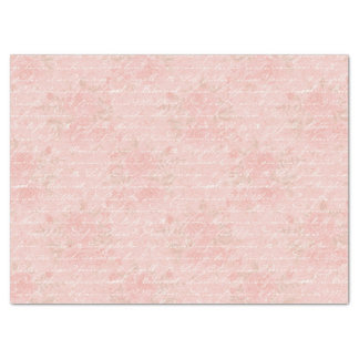Beautiful Country Shabby Chic Tissue Paper
