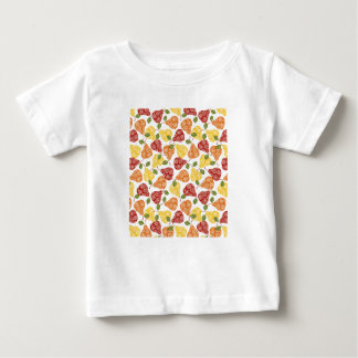 Beautiful Cute pears in autumn colors Baby T-Shirt