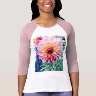beautiful Dahlia shirt