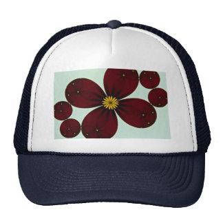 Beautiful Daisy chain Hats