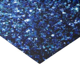 Beautiful Dark Blue glitter sparkles Tissue Paper