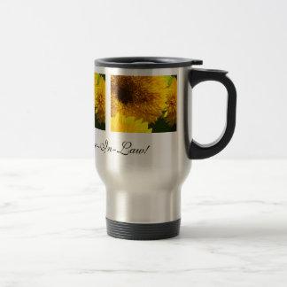 Beautiful Daughter-In-Law Coffee Mug Sunflowers
