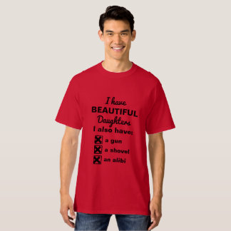 Beautiful Daughters T-Shirt
