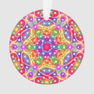 Beautiful Day Circle Ornament