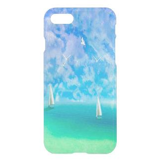 Beautiful Day For Sailing Uncommon iPhone 7 Case