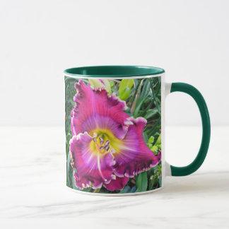 Beautiful Daylily Mug