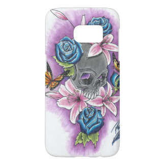 Beautiful Death SamsungGalaxy 7s Barely There Case