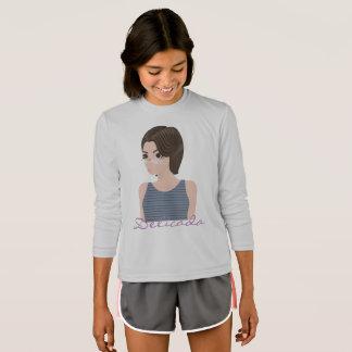Beautiful delicate e T-Shirt