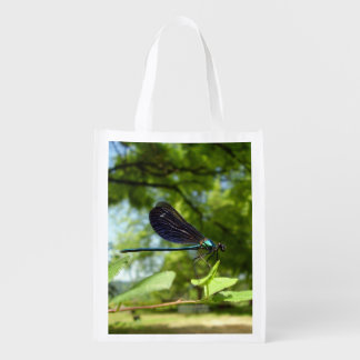 Beautiful Demoiselle Reusable Bag