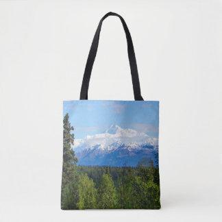 Beautiful Denali Tote Bag