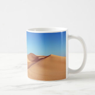 beautiful desert coffee mug