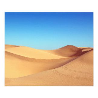 beautiful desert photo print
