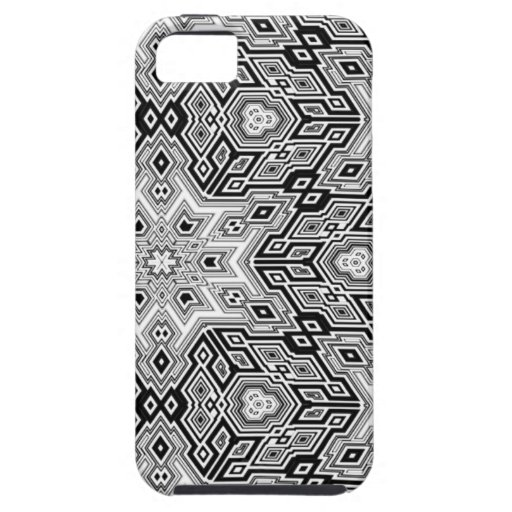 Beautiful Design Style Fashion Fame Floral Flowers iPhone 5 Cases