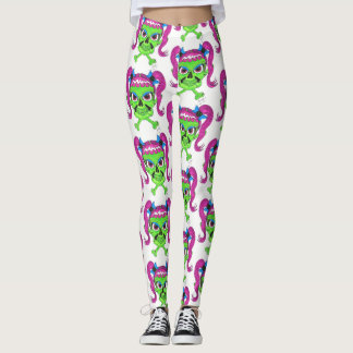 Beautiful Disaster Leggings