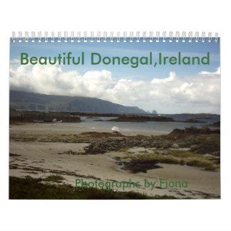 Beautiful Donegal,Ireland,Calendar Wall Calendar