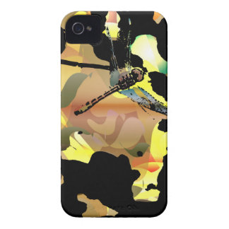 Beautiful Dragonfly Phone case