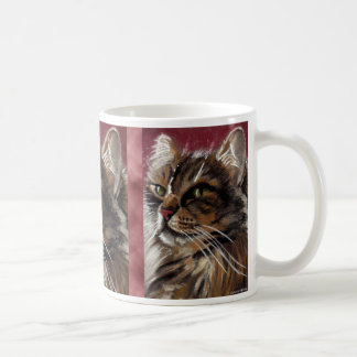 Beautiful Dreamer Maine Coon Cat Mug