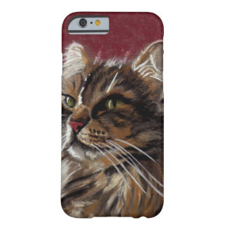Beautiful Dreamer  Maine Coon Phone Case
