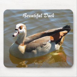 Beautiful Duck Mousepad