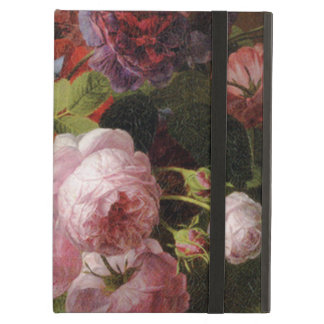 Beautiful Dutch Mixed Flowers Still Life Cover For iPad Air