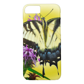 Beautiful Eastern Tiger Butterfly iPhone 7 Case