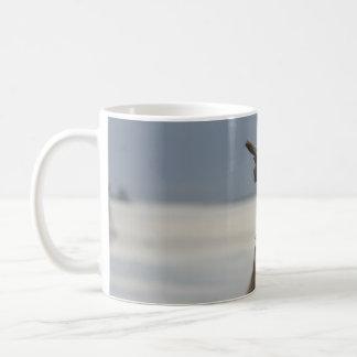 Beautiful -Effortless Departure Bald Eagle Mug