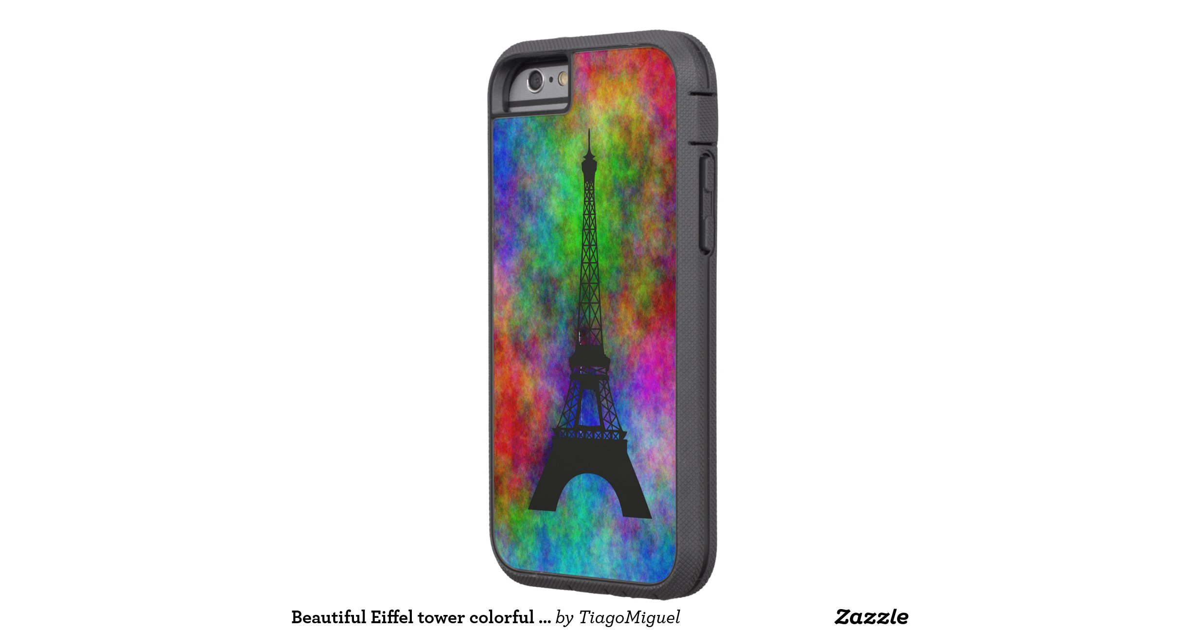 Eiffel Tower Iphone S Case