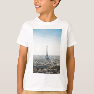 Beautiful Eiffel Tower Paris France T-Shirt