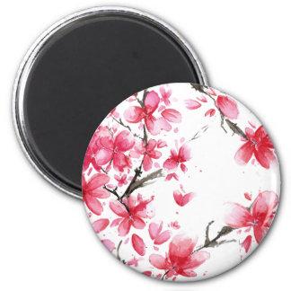 Beautiful & Elegant Cherry Blossom | Magnet