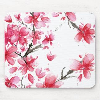 Beautiful & Elegant Cherry Blossom | Mousepad