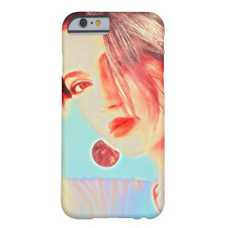 Beautiful Elegant Lady Barely There iPhone 6 Case