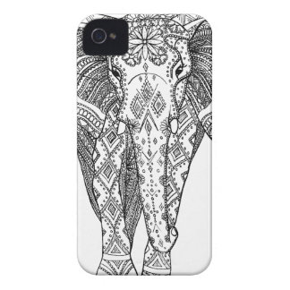 Beautiful Elephant iPhone 4 Covers